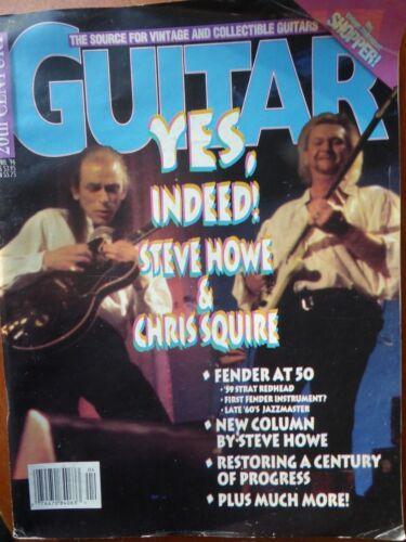 20th Century Guitar Magazine, April,
