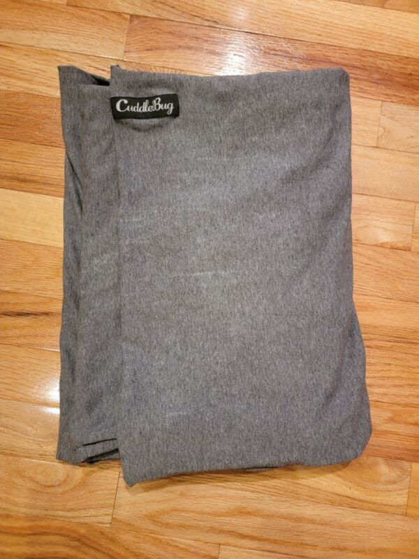 Boba Baby Wrap Carrier - Gray (BW1-005-Gray)