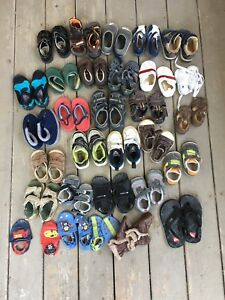 30 pairs of shoes for $30