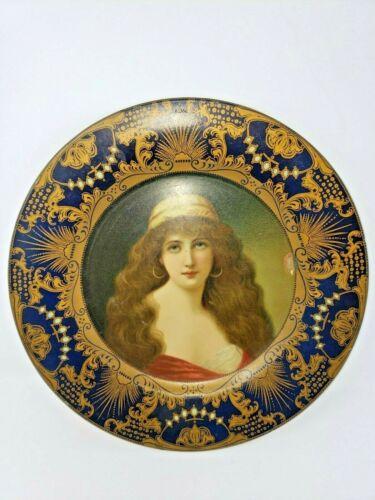 VIENNA ART PLATE 1905