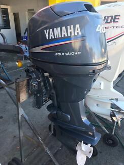 yamaha 4hp 4 stroke outboard boat accessories parts gumtree rh gumtree com au