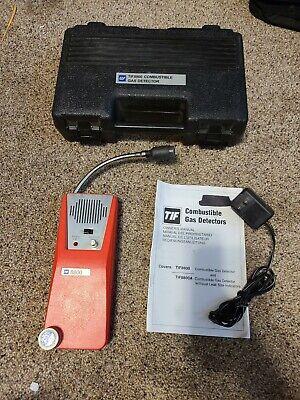 Tif Tif8800 Combustible Gas Leak Detector Tool Hvac