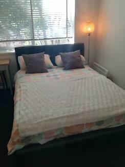 Queen bed + Matress