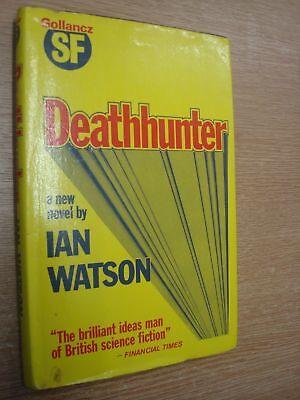 Deathhunter, Watson, Ian, Littlehampton Book Services Ltd, 1981, - Watson Ltd Modeschmuck