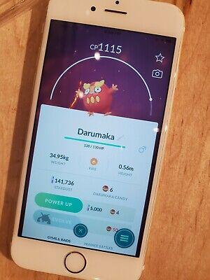 Pokemon Go Darumaka best fire attacker!