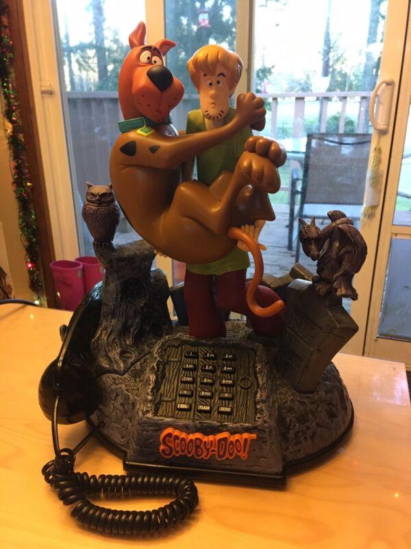 Scooby-Doo Animated Home Phone
