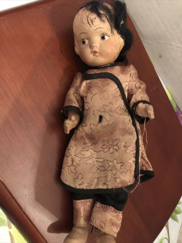 Vintage Doll- For Parts