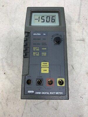 Uei Dwm1 Digital Watt Meter Mw