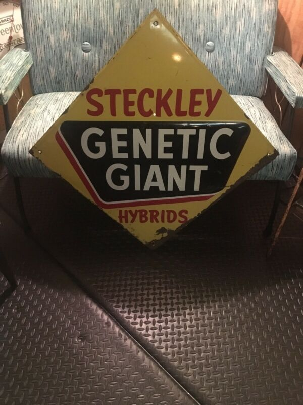 Original Steckley Hybrid Sign