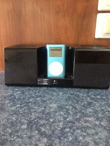 Logitech iPod and iPhone music speaker and charger Ferny Grove Brisbane North West Preview