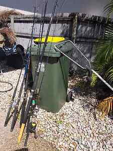 Fishing gear Trinity Beach Cairns City Preview