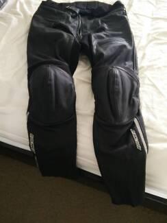 Joe Rocket Pro Street Leather Pants (Brand New)