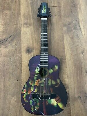 Peavey Teenage Mutant Ninja Turtles TMNT 1/2 Size Acoustic Guitar