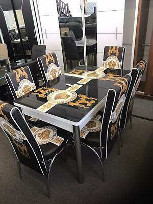 Brand new versace dinning table