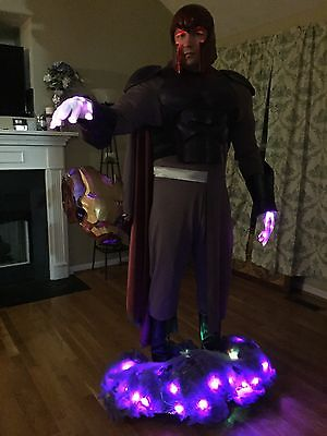 Commission Build Magneto X-Men Costume Cosplay Armor Days Of Future Past - Magneto X Men Kostüm