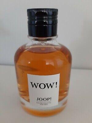 Joop WOW For Men 60ml Eau De Toilette EDT Spray Men's Fragrance