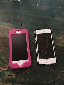 iPhone 5 and iPhone 5s