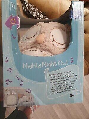 Cloud B Nighty Night Owl - boxed - rrp £39.99