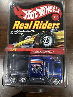 HOT WHEELS RED LINE CLUB RLC SERIES 9 THUNDER ROLLER 04018/05000