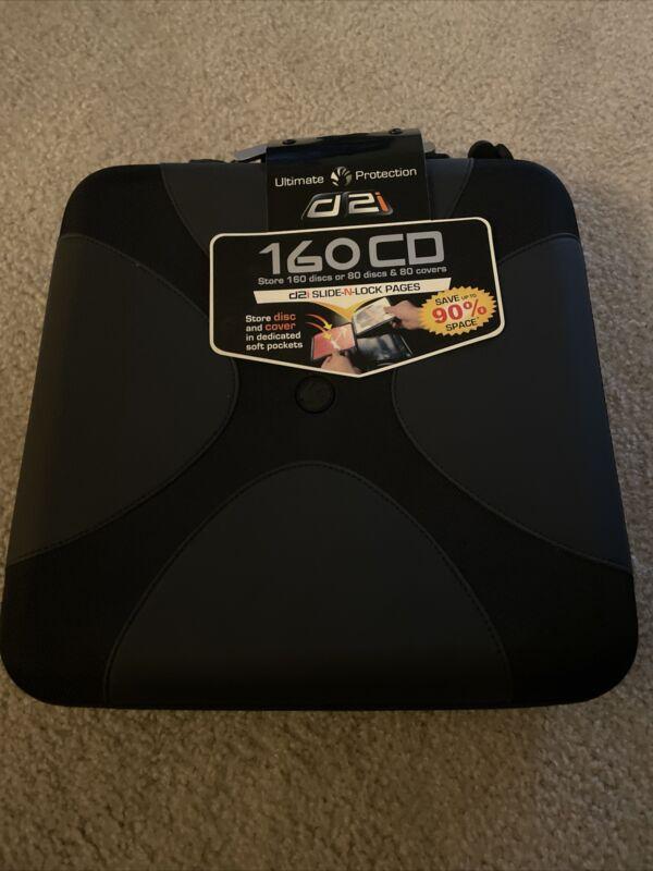 160 Storage Slappa Cd Case
