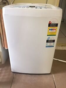 LG washing machine Burleigh Waters Gold Coast South Preview
