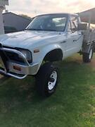 1987 Toyota Hilux Lansdowne Greater Taree Area Preview