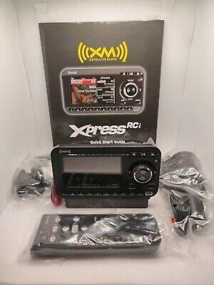 Sirius XM Satellite Radio Xpress RCI XDRC2V1KC CAR Kit PACKAGE POWER+ ANTENNA