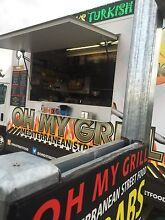 Oh my grill kebab truck for sale Calder Park Brimbank Area Preview