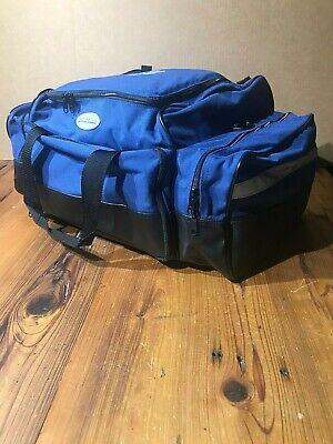 New Dyna Med Mega-medic Bag Navy Bg169 Emergency First Aid Responder Bag