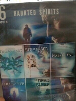 Haunted Spirits 6 Movies Collection