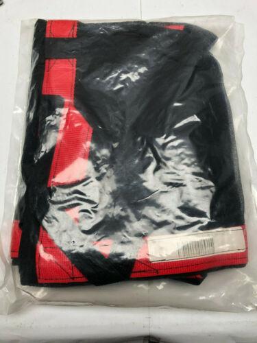 "Matthews RoadFlag Fabric, Double Black Net - 48x48"" (1.2x1.2m)"