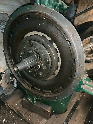 Allison Mg 101 Twin Disc Transmission Ratio 31