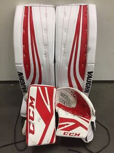 Ccm Goalie Pads | Kijiji in Calgary  - Buy, Sell & Save with
