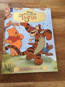 Livre Winnie the pooh Disney