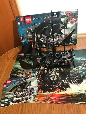LEGO 4184 The Black Pearl - 804 pieces