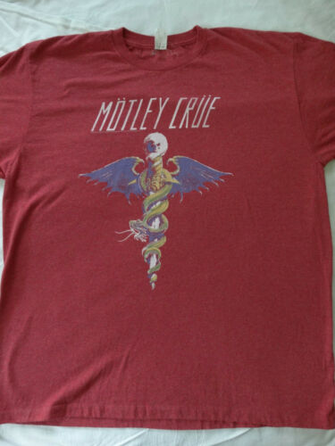 Motley Crue Rock Band T-Shirt X-Large XL