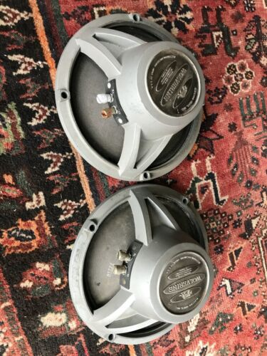 "EV 8"" Full Range Alnico Speakers (for Tube Amp, Guitar Altec 755A)"