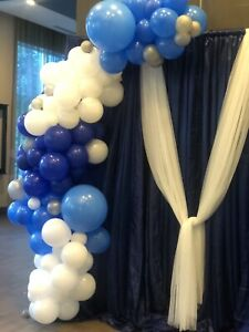 Bridal Shower/ Anniversary/ Balloons/ Birthday Backdrop