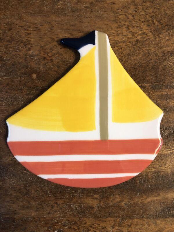 Coton Colors Sailboat Drift Boat Mini Retired 2016