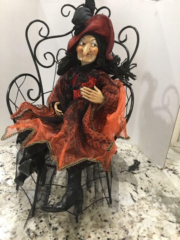 Halloween Fancy Witch from RAZ