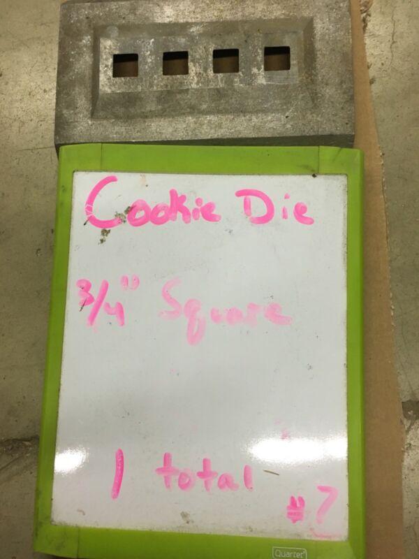 """Triumph Magna Cookie Depositor Die """"7"""""""