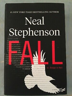 Fall by Neal Stephenson #1 New York Times Bestselling Author - Book