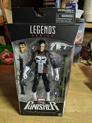 Marvel Legends Figure Punisher Walgreens Exclusive
