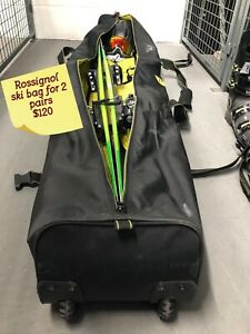 Skis bag rossignol