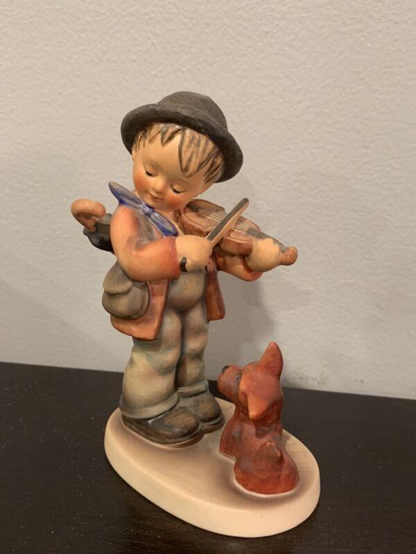 "hummel goebel figurine #1 Puppy Love TMK-4 4 1/2"" Tall"