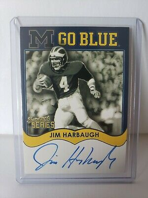 College Trading Cards - Michigan Legacy - Trainers4Me