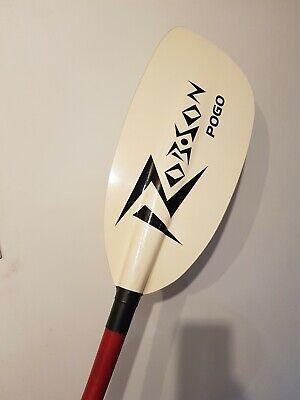 Robson POGO Carbon Fibre Kayak Paddle for sale  Stoke-on-Trent