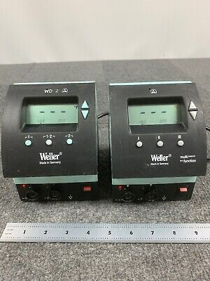 Weller Wd2 Power Unit Soldering Station Power Supply