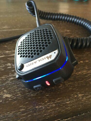 Midland Dual Mike CB Radio Microphone Bluetooth CBTalk App