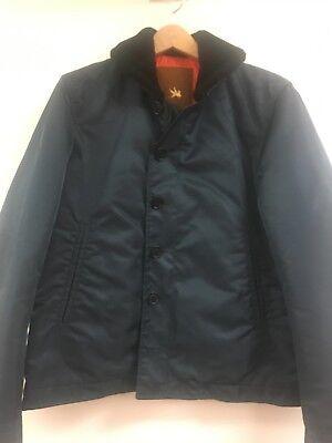 Spiewak & Sons /  Ron Herman Navy N1 deck jacket L for sale  North Hollywood